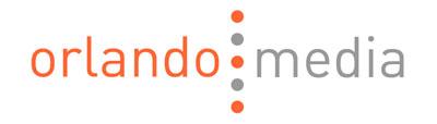 A logo for Orlando Media